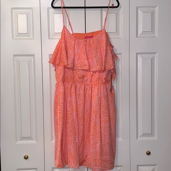 Lilly Pulitzer for Target Plus Size Dress NWT